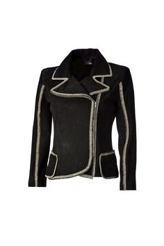 NOT this jacket...but the style itself is cute.