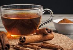 Top 6 Cinnamon Tea Benefits + How to Make It - Health Ginger Cinnamon Tea, Cinnamon Tea Benefits, Cinnamon Extract, Cassia Cinnamon, Cinnamon Oil, Honey Benefits, Health Benefits, Morning Drinks, Morning Coffee