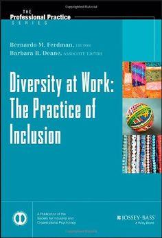Diversity at Work: The Practice of Inclusion by Bernardo M. Ferdman http://www.amazon.com/dp/0470401338/ref=cm_sw_r_pi_dp_YGYgvb19G8TQ0