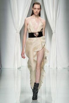 Emanuel Ungaro Spring/Summer 2017 Ready to Wear Collection | British Vogue