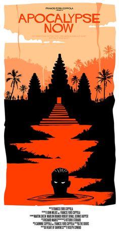 Apocalypse Now -  Esta es una película del director Francis Ford Coppola. La importancia de la fuente es que describe los horrores de la guerra de vietnam. Cuenta la historia de un coronel que  pierde la razón por todo lo que enfrentó en la guerra.