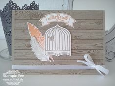 stampin badges and Banners gut gewappnet