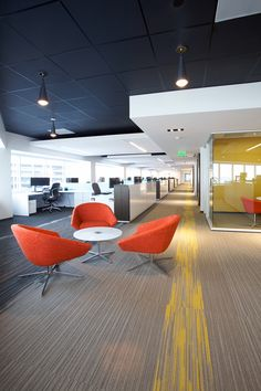 Office Interior Design Ideas Work Spaces is enormously important for your home. Whether you pick the Interior Design Inspiration Board or Office Interior Design Ideas Wall Decor, you will make the best Corporate Office Design Executive for your own life. Corporate Office Design, Office Space Design, Modern Office Design, Corporate Interiors, Workspace Design, Office Interior Design, Office Interiors, Home Interior, Interior Architecture