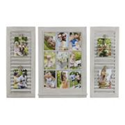 Distressed Collage Frame