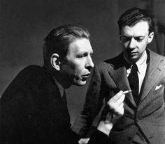 W.H.Auden and Benjamin Britten, uncredited