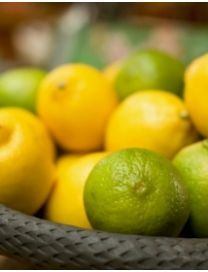 Quick Tip: Freeze Whole Lemons and Limes