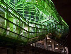 The Paris Art & Architecture Guide - Culture Architecture Parisienne, Paris Architecture, Saint Germain, Maine, Paris Art, Creature Comforts, Glass Roof, Exhibition Space, Places To See