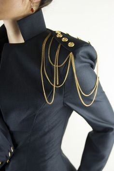 milla jacket by lauragalic on Etsy, $179.90