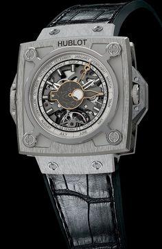 Hublot Antikythera SunMoon watch