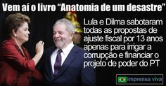 Os jornalistas Cláudia Safatle, João Borges e Ribamar Oliveira prometem revelar como o ex-presidente Lula e a ex-presidente Dilma Rouss...