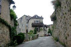 Rutas Mar & Mon: Viaje en coche por Francia, Castillos de Loira, Bretaña y Normandía (6ª Parte) Saint Cirq Lapopie #SaintCirqLapopie  #bretagne #normandia #france #loira