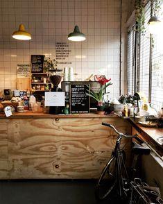 Emmeline, Bristol. Photo: Kym Grimshaw #cafe #coffeeshop