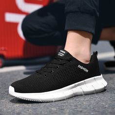 MREIO Bald Eagle Childrens Breathable Fly Knit Shoes Outdoor Loafers Sneakers Gym Shoes For Boys
