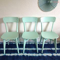 Zeline, la chaise bistrot des annees 50