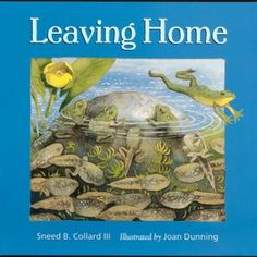 Leaving Home by Sneed Collard. Find out how to use it to teach main idea/supporting details here: http://www.melissa-stewart.com/pdf/scirdbuddies.pdf