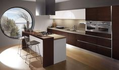 Italian Kitchen Designs: Style and Originality | Visit http://www.suomenlvis.fi/
