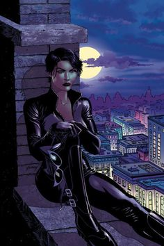 Catwoman in Near Mint (NM) condition Published by DC Comics Cover date: January 2005 Written by Ed Brubaker Art by Paul Gulacy & Jimmy Palmiotti Cover by Gulacy. Batgirl, Batman Und Catwoman, Batman Batman, Comic Book Characters, Comic Character, Comic Books Art, Comic Art, Catwoman Character, Catwoman Cosplay