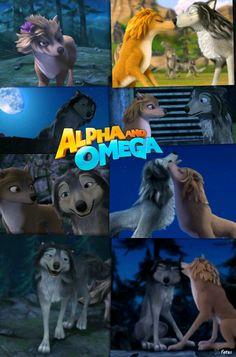 my alpha and omega edit - Alpha and Omega Photo (37434380) - Fanpop