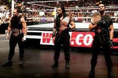 Team Justice HOUNDS OF JUSTICE Seth,Dean,Roman SHIELD