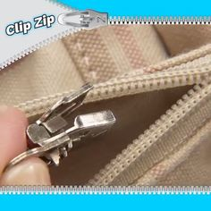 The Instant Zipper, As Seen on TV, repairs any broken zipper in seconds. It is easy to use and there are four different colors available. You can use Instant Zipper to repair the zipper on your pants, bags or even on your clothes. Fix Broken Zipper, Fix A Zipper, Zipper Repair, Easy Vanilla Cake Recipe, Easy Cupcake Recipes, Chocolate Cake Recipe Easy, Knit Baby Sweaters, Cake Mix Cookies, Baby Knitting Patterns