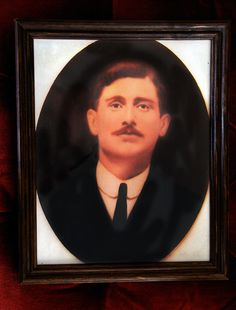 Charles Thomas, who died in the sinking of Titanic after helping his sister in law, Thelma Thomas and her son into a lifeboat.