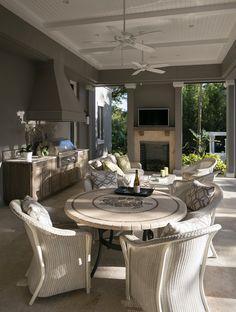 Kurtz Homes Naples, luxury custom home builder in southwest Florida. CJ Walker photo.