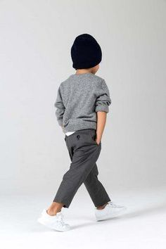 Simple, timeless style for kids - my favourite kind.