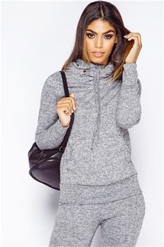 Alexi Grey Hooded Tracksuit