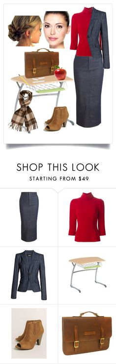 """""""Welcome to Class (READ THE D)"""" by ladylokia ❤ liked on Polyvore featuring dVb Victoria Beckham, Dolce&Gabbana, Dsquared2, Red Clouds Collective and ClassyForACure"""