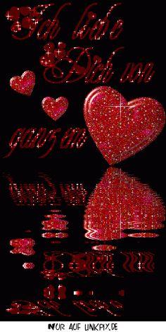 love - liebe - herzen gif   books   amor, corazones de amor und corazones