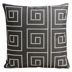Greca Cushion Cover