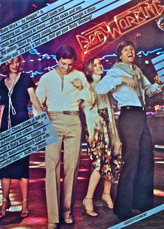 1978 Men's Fashion Advertisement Bodyworks Disco Wear