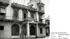 Palacio de Las Garzas, Presidencia, Ciudad de Panamá