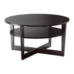 VEJMON Coffee table IKEA Separate shelf for magazines, etc. helps you keep your things organized and the table top clear.- third choice