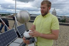 Understory, a company spawned by two University of Wisconsin-Madison graduate students in 2012, has moved back to Madison. It designs and deploys flocks of miniature weather stations that create an unprecedented level of detail on such weather measures as wind, hail and temperature.