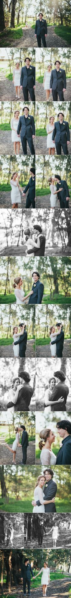 """wedding """"first look"""" <3  © Hyggelig Photography there is something magical about this sequence of pics...LIKE"""