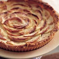 Recept - Normandische appeltaart - Allerhande