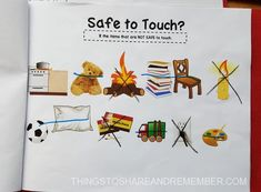 Preschool Fire Safety Booklet Printables for Fire Safety Week or to use with a community helpers theme in preschool. Fire Safety Crafts, Fire Safety For Kids, Fire Safety Week, Safety At Home, Preschool Fire Safety, Eyfs Activities, Preschool Learning Activities, Preschool Themes, Preschool Activities