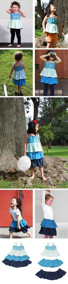 The Addie Dress - Wear It 4 Ways, Adjust to 3 Sizes #convertible