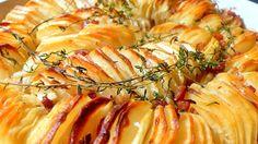 Crispy potato roast | OverSixty