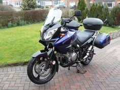My Ride! Suzuki DL1000 V-strom