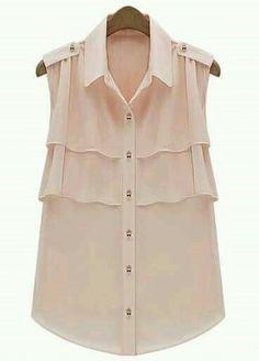 2019 Shirt Rounded Corner Hem Hem Drill Sleeve Scarf Spring Summer Chiffon Shirt Beige Long-sleeved Fashion Shirt Women Chiffon Women's Clothing