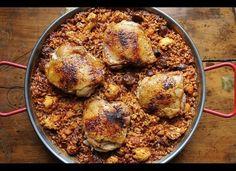 Παέγια+με+κοτόπουλο
