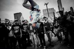 B-Boy Cypher #dance