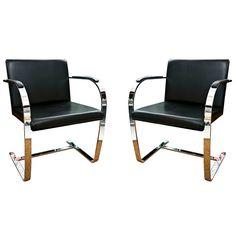 Mid Century Brno Chair