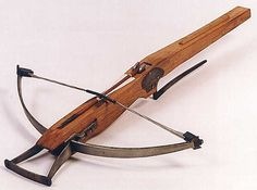Medieval/Renaissance crossbow