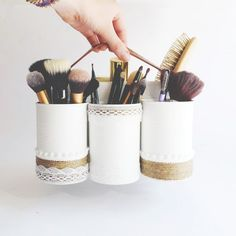 HOME & GARDEN: 50 idées pour ranger son maquillage