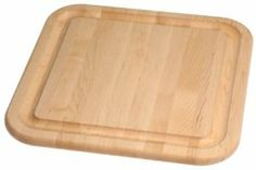 Catskill Craftsmen Square Wood Chopping Block with Groove by Catskill Craftsmen. $14.99. Measures 12 inches square by 3/4 inch high; rounded corners. One grooved side, one plain side. Natural hardwood chopping block. One-year warranty. Wash with warm, soapy water; occasionally restore with mineral oil. This compact board, made from non-endangered, self-replenishing, domestic trees, is designed for the smaller kitchen. Weighing just less than 4 pounds, this easy-to-store natural ...