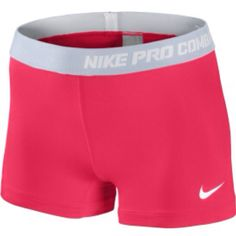 To feel confident enought to wear a pair of Nike Pro shorts