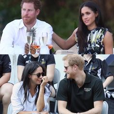 """A Royal Wedding! Congratulations are in order to #PrinceHarry who got engaged earlier this month to #MeghanMarkle with plans for a Spring 2018 wedding ceremony. The pair will live together at William and Kate's first official home Nottingham Cottage. Big brother William & his wife released a joint statement saying: """"We are very excited for Harry and Meghan. It has been wonderful getting to know Meghan and to see how happy she and Harry are together."""""""